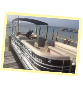 Pontoon Boat Rental Destin Florida